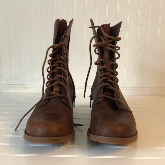 c7dec6aed85 Women's Timberland Banfield Mid-Lace, Brn, Size 11